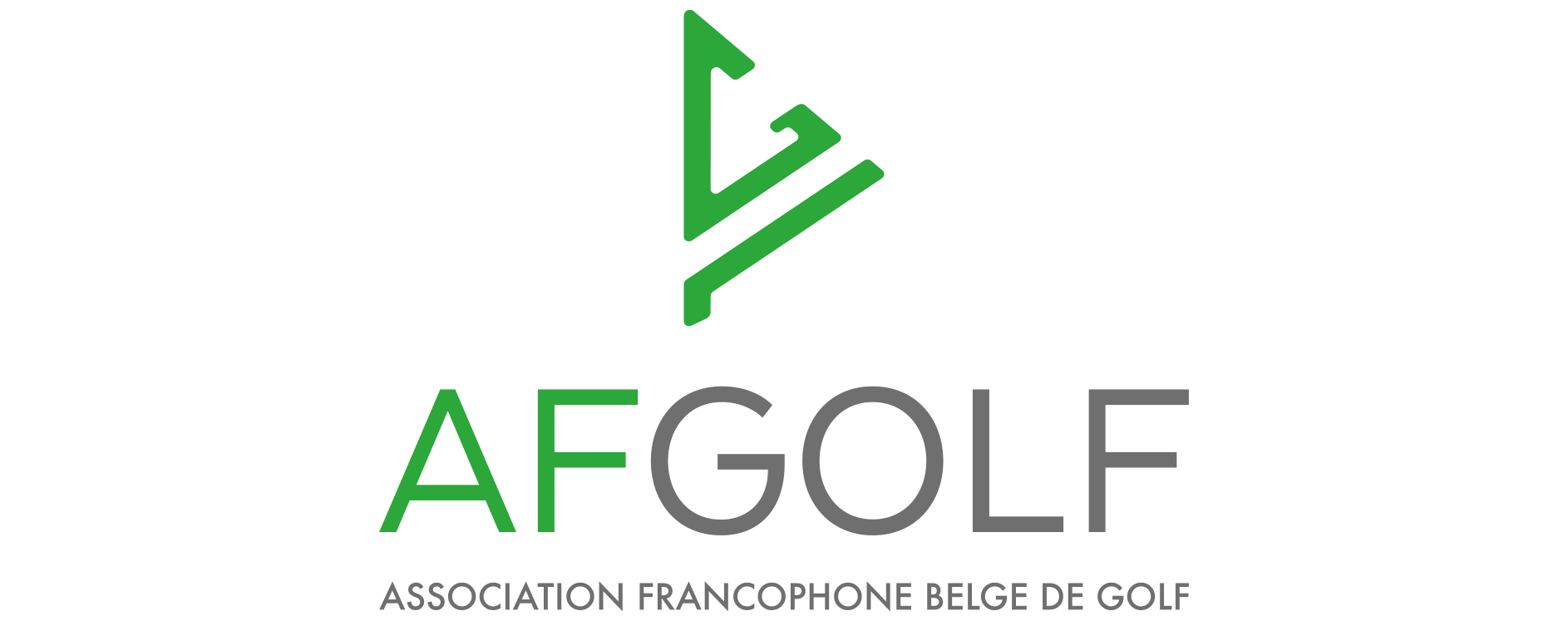 Logo of Association Francophone Belge de Golf