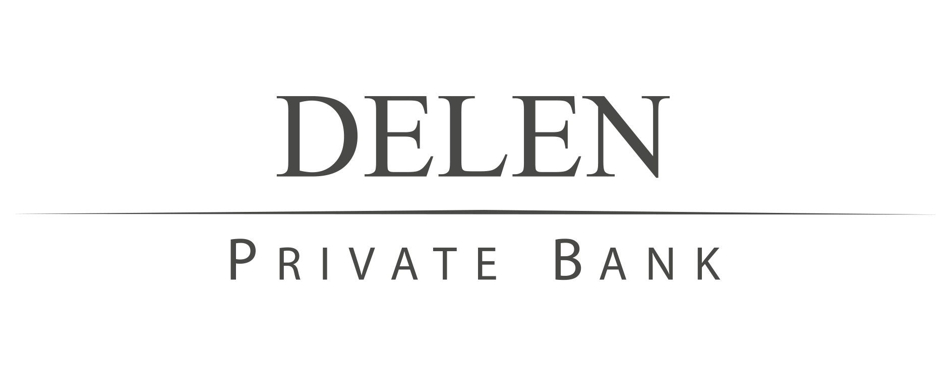 Logo of Delen Private Bank