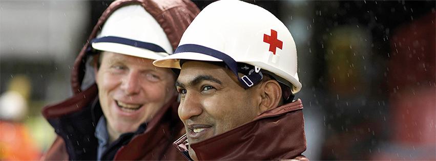 How to start raising money for the Red Cross